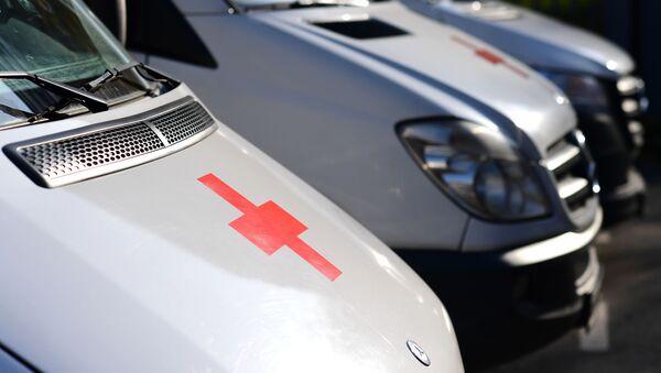 Работа скорой помощи в Москве - Sputnik Аҧсны