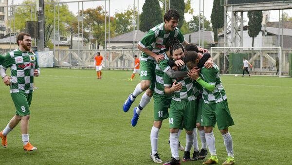 Матч за Суперкубок Абхазии по футболу - Sputnik Абхазия
