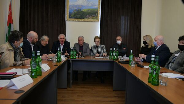 Общественная палата  - Sputnik Абхазия