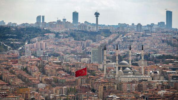 Вид на город Анкара. - Sputnik Абхазия