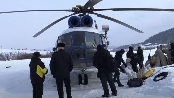 Вакцина для жителей тайги - Sputnik Абхазия