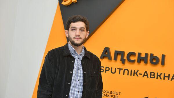 Игорь Адлейба  - Sputnik Аҧсны