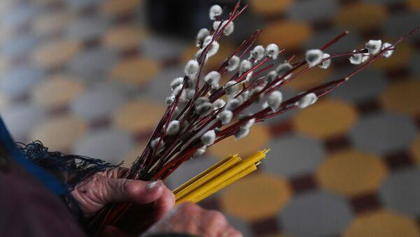 Вербное воскресенье - Sputnik Абхазия