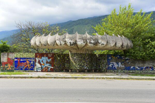 Советские остановки в Абхазии. - Sputnik Абхазия