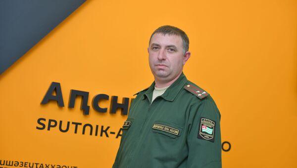 Беслан Мушба  - Sputnik Аҧсны