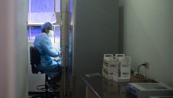 Тестирование на коронавирус в Венесуэле - Sputnik Аҧсны
