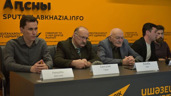 ПК по итогам проекта ВАС  - Sputnik Абхазия