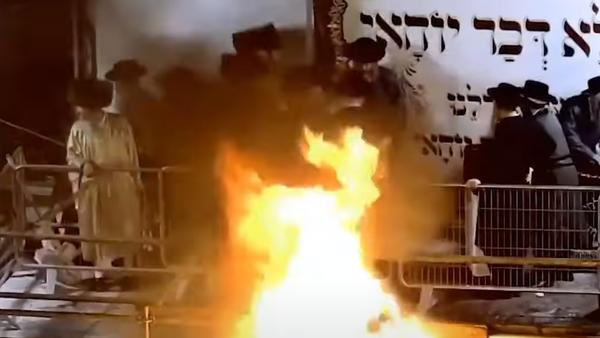 Первое массовое событие в Израиле обернулось катастрофой - Sputnik Абхазия