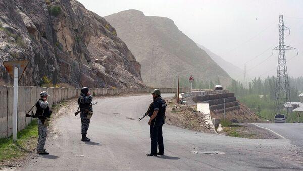 Ситуация на границе между Киргизией и Таджикистаном - Sputnik Абхазия
