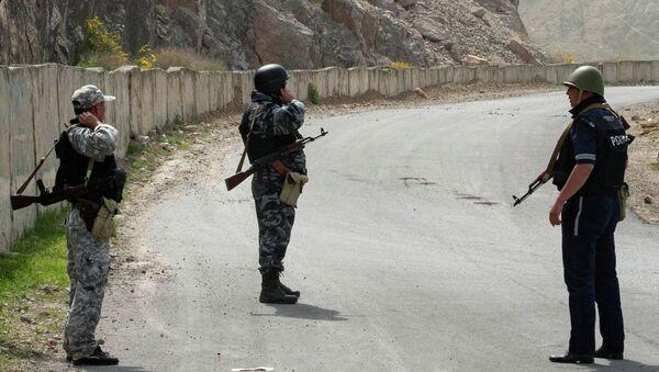 Ситуация на границе между Киргизией и Таджикистаном - Sputnik Аҧсны