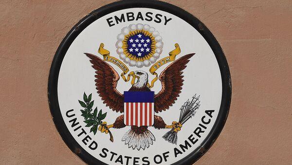 Посольство США в Москве возобновило выдачу виз - Sputnik Аҧсны