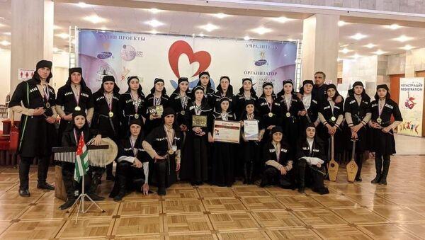 Детский ансамбля Самурзакан - Sputnik Абхазия