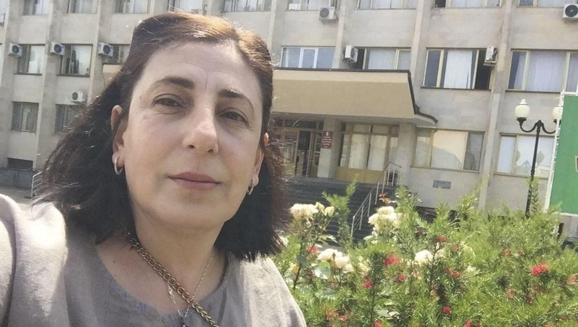 Наталья Базба - Sputnik Абхазия, 1920, 16.08.2021