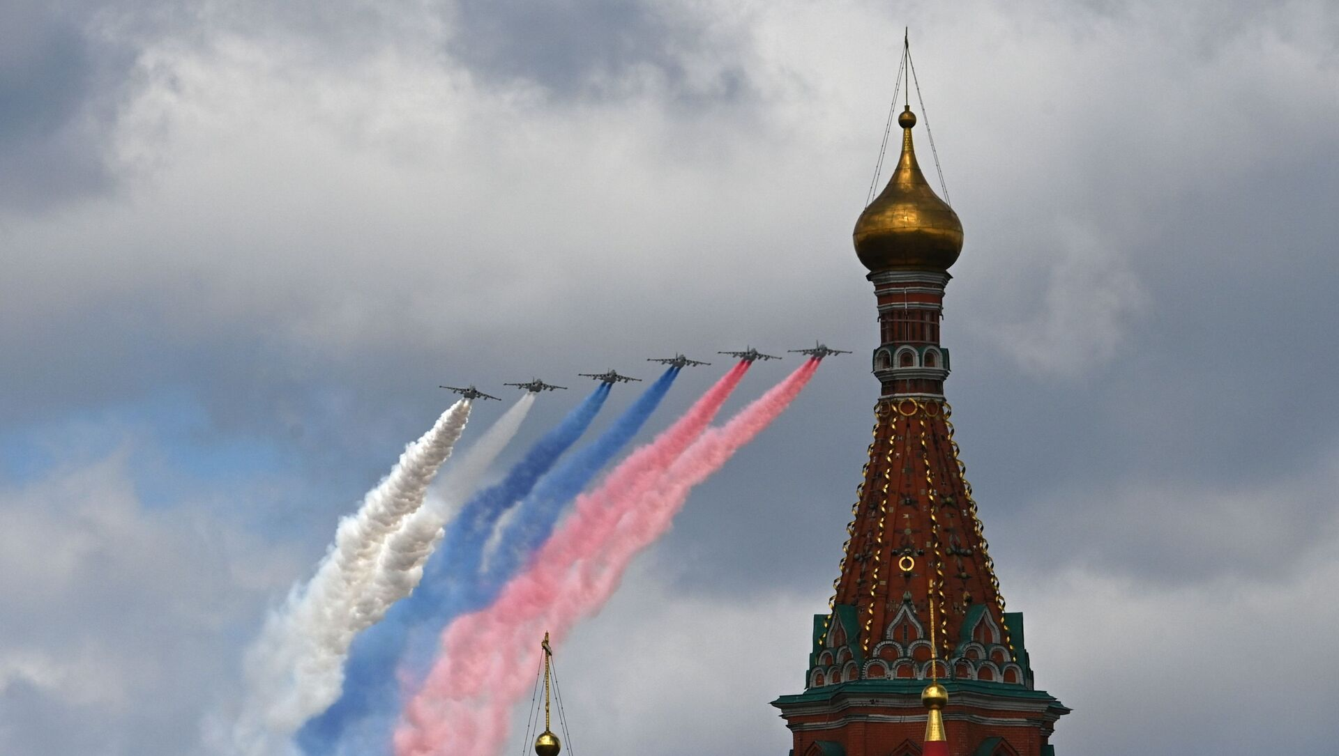 Репетиция воздушной части парада Победы - Sputnik Аҧсны, 1920, 05.05.2021