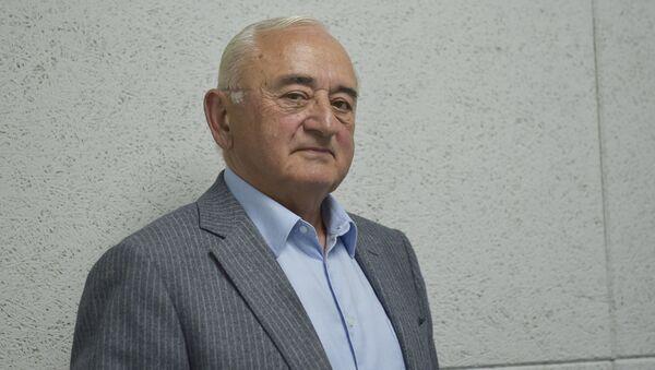 Валерий Аршба - Sputnik Аҧсны