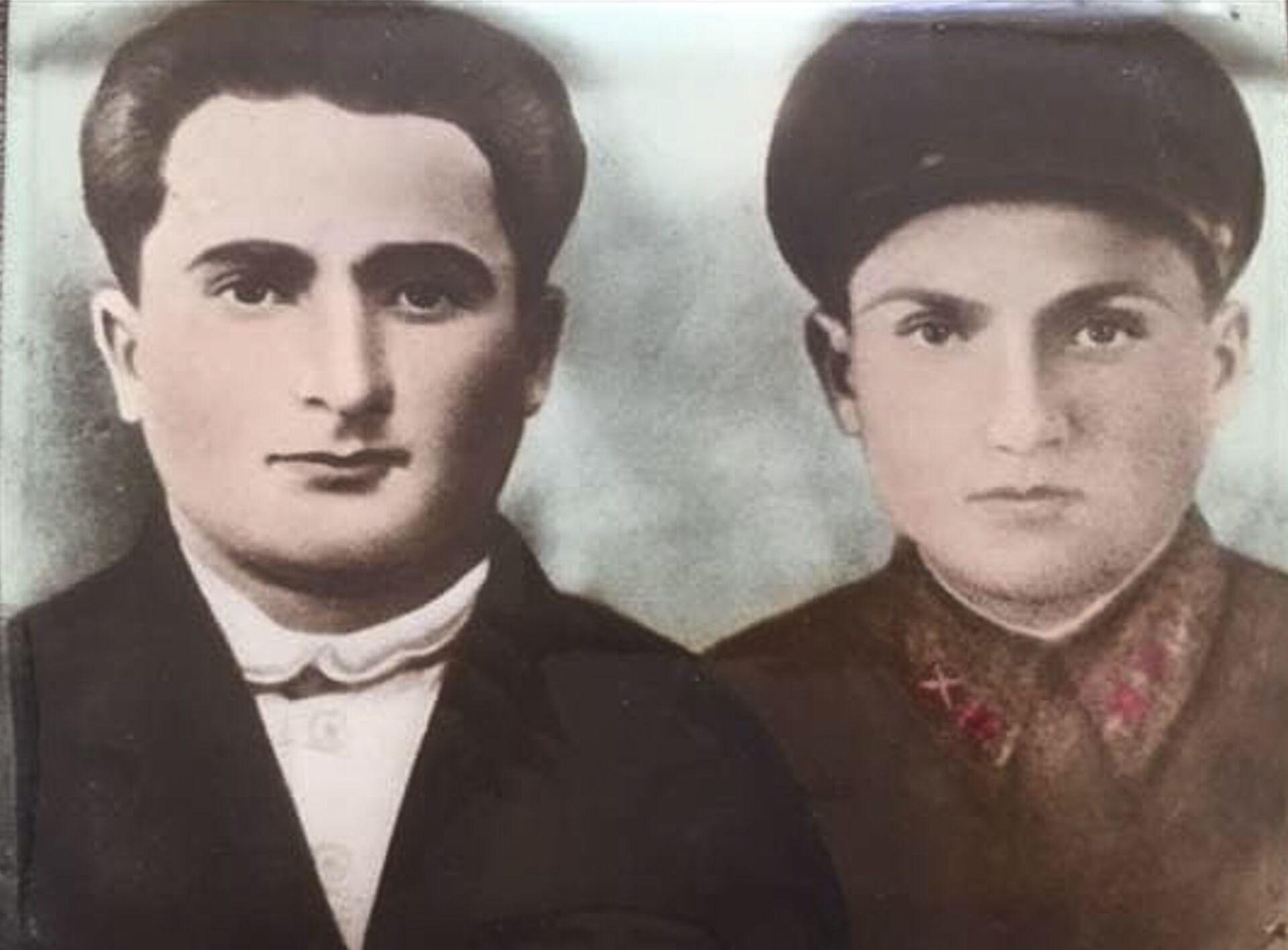 Хьӡы игарцоуп ахаҵа дзиуа: аибашьра Ду иалахәыз ԥшьҩык аишьцәа Џьниаа рҭоурых - Sputnik Аҧсны, 1920, 09.05.2021