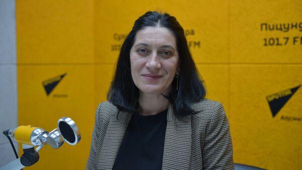 Мадина Хагба - Sputnik Аҧсны