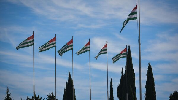 Флаги Абхазии  - Sputnik Абхазия