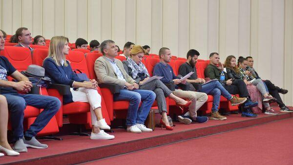 Третий деловой форум Visit Apsny - Sputnik Абхазия