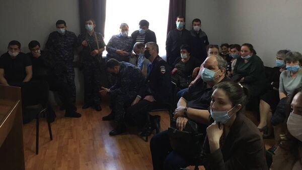 Суд по делу Ахры Авидзба  - Sputnik Аҧсны