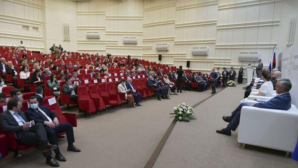 Открытие туристического форума Абхазия страна души - Sputnik Аҧсны
