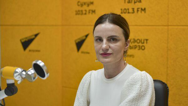 Мадина Воуба - Sputnik Аҧсны