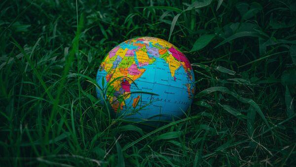 Земной шар  - Sputnik Абхазия