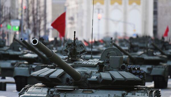 Ночная репетиция парада Победы в Москве - Sputnik Абхазия
