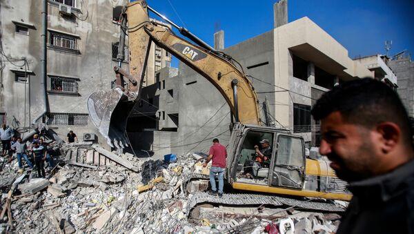 Ситуация в секторе Газа - Sputnik Абхазия