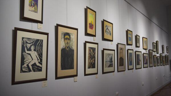 Выставка сестер Бубновых открылась в ЦВЗ  - Sputnik Аҧсны