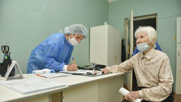 Вакцинация от COVID - 19 в Абхазии - Sputnik Аҧсны