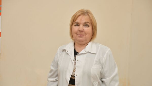 Лариса Чкадуа - Sputnik Абхазия