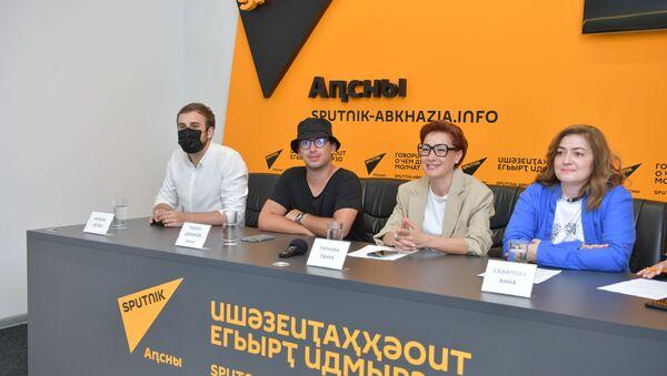 ПК о презентации проекта Colors of Nation- Завтра наступает уже сегодня - Sputnik Абхазия