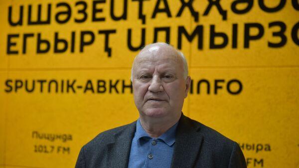Руслан Тванба  - Sputnik Аҧсны