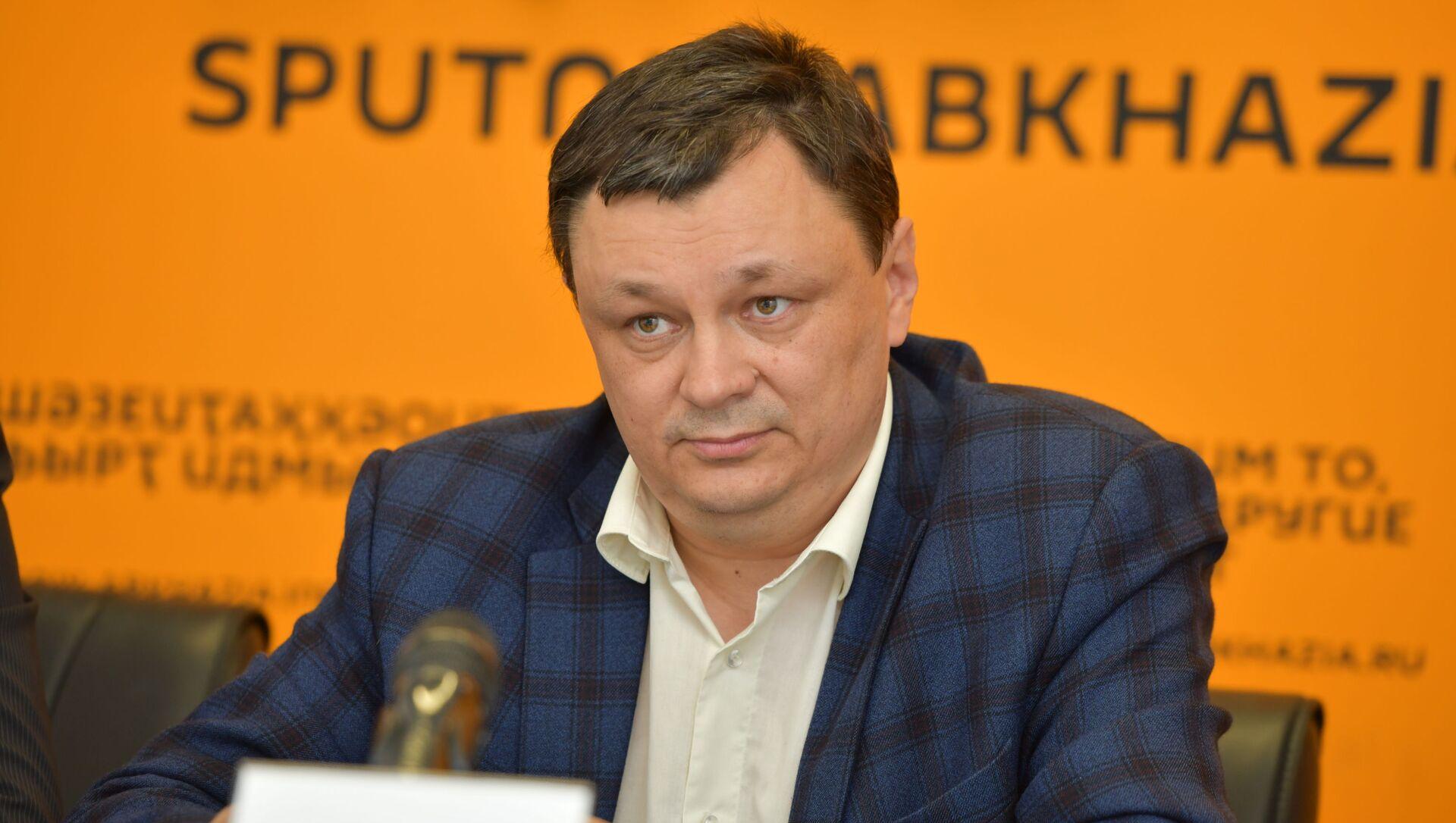 Вадим Чеха  - Sputnik Абхазия, 1920, 27.09.2021