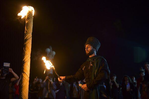 День памяти жертв Кавказской войны  - Sputnik Аҧсны