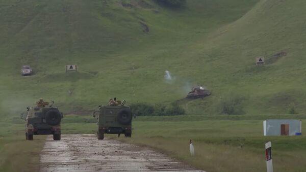 В Сербии проходят совместные российско-сербские тактические учения  - Sputnik Абхазия