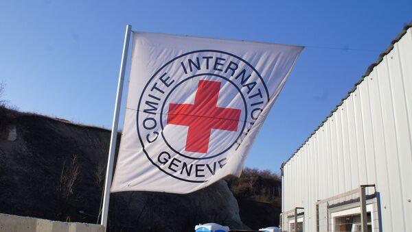 Президент Международного комитета Красного Креста Петер Маурер посетил станицу Луганская - Sputnik Аҧсны