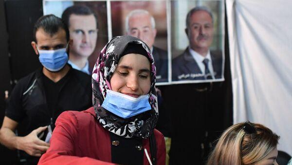 Президентские выборы в Сирии - Sputnik Аҧсны