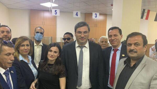 Представители Абхазии принимают участие в качестве наблюдателей на выборах президента в Сирии  - Sputnik Аҧсны