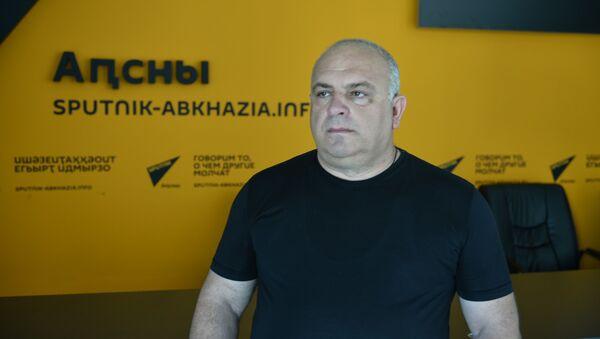 Роланд Берулава  - Sputnik Аҧсны
