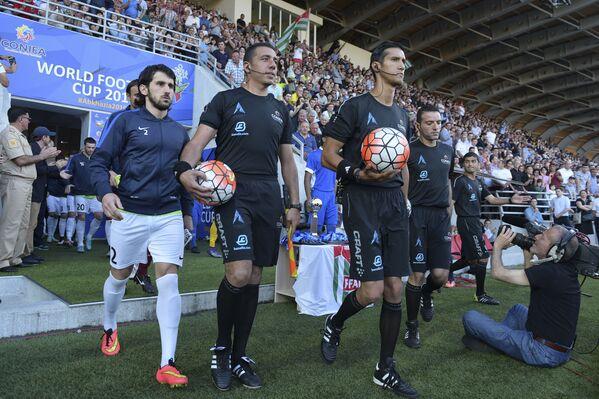 В финальной игре сборная Абхазии встречалась с командой Пенджаба. - Sputnik Аҧсны