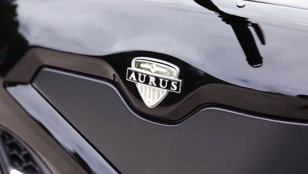 Первый прототип электрического мотоцикла Aurus - Sputnik Абхазия