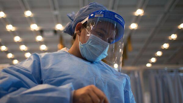 Вакцинация от коронавируса в Венесуэле - Sputnik Аҧсны