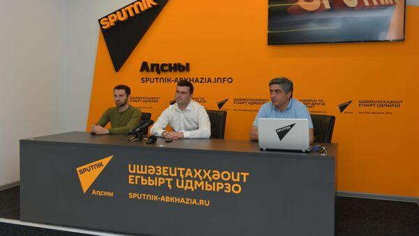 ПК о создании любительской футбольной лиги - Sputnik Аҧсны