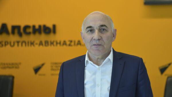 Аслан Барателия - Sputnik Аҧсны