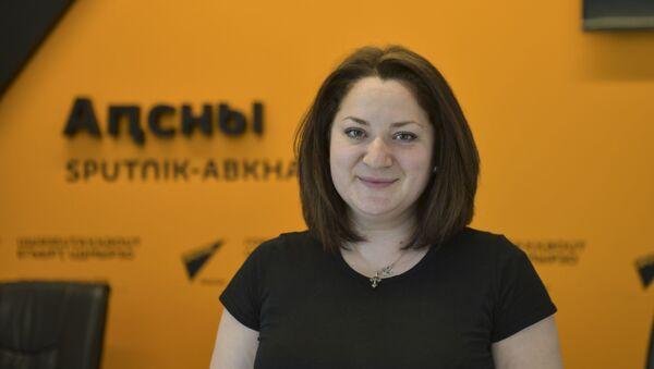 Елена Анкваб - Sputnik Абхазия