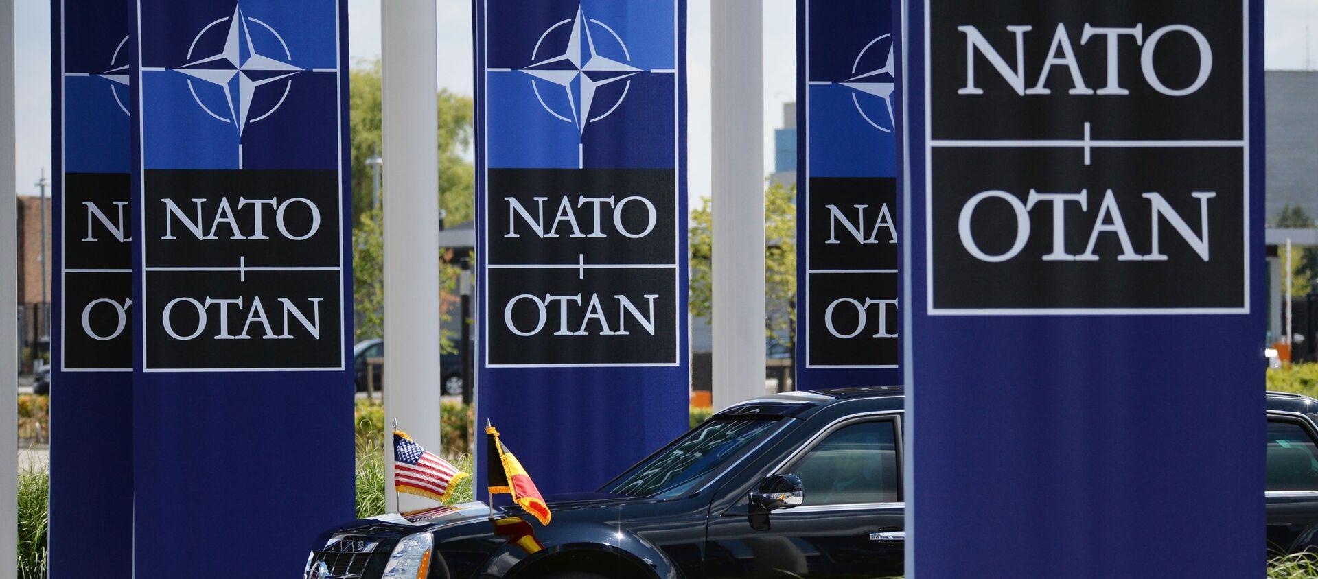 Саммит НАТО в Брюсселе. День первый - Sputnik Абхазия, 1920, 25.08.2021
