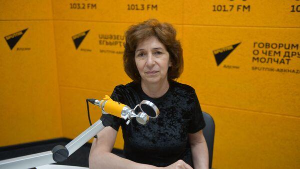 Марина Аршба  - Sputnik Аҧсны