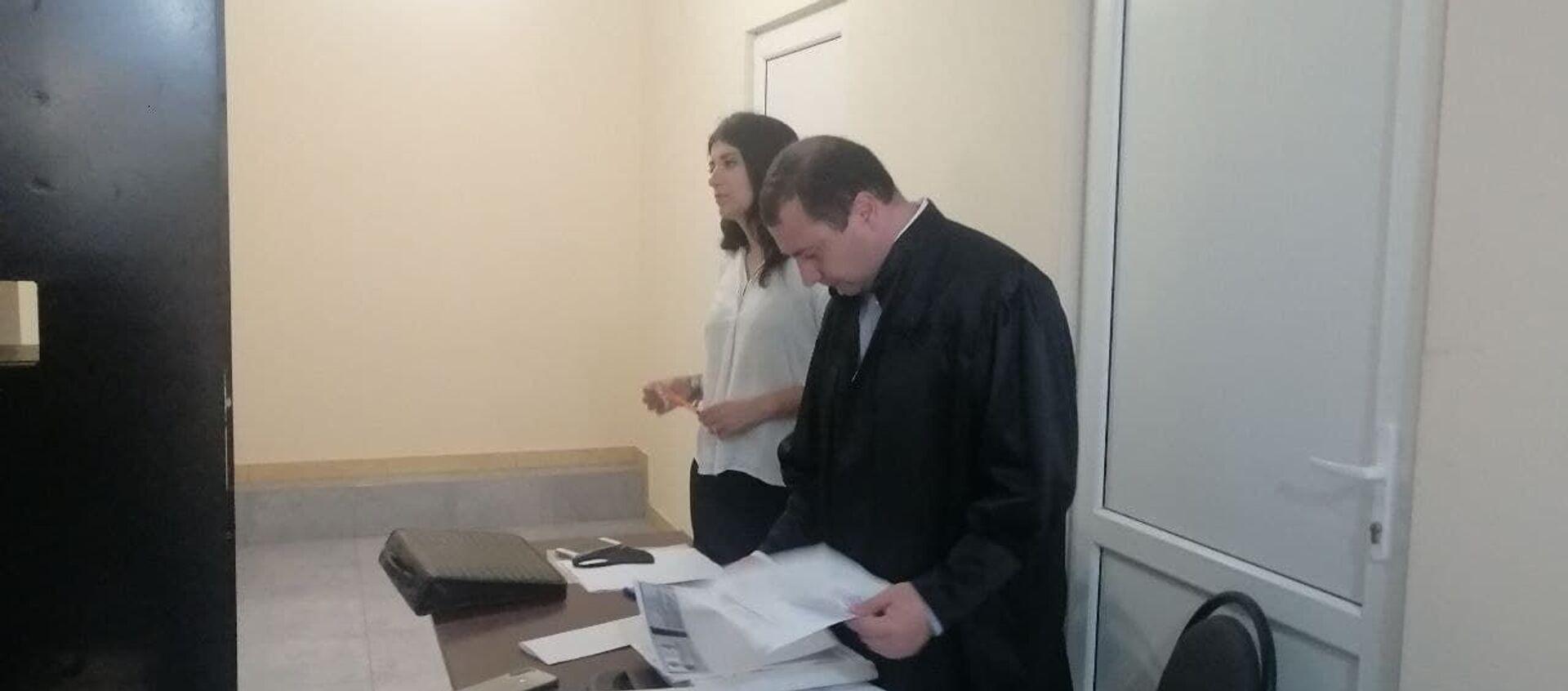 Суд над Дмитрием Пилия в Гулрыпшском госпитале - Sputnik Абхазия, 1920, 16.06.2021
